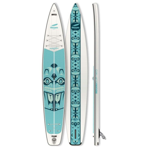 "Indiana Touring LTD 14'0"" x 28"" Inflatable SUP 2019"