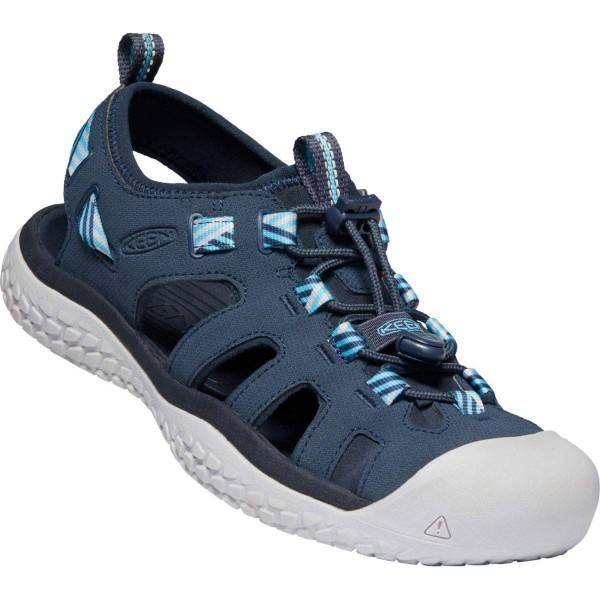 Keen Solr Sandal Damen Sandalen blau