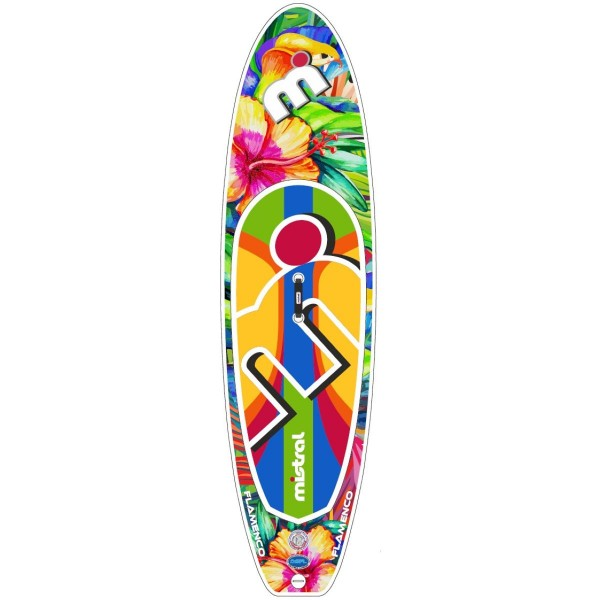 """Mistral Flamenco 10'5"""" x 31"""" Inflatable SUP Board 2021"""