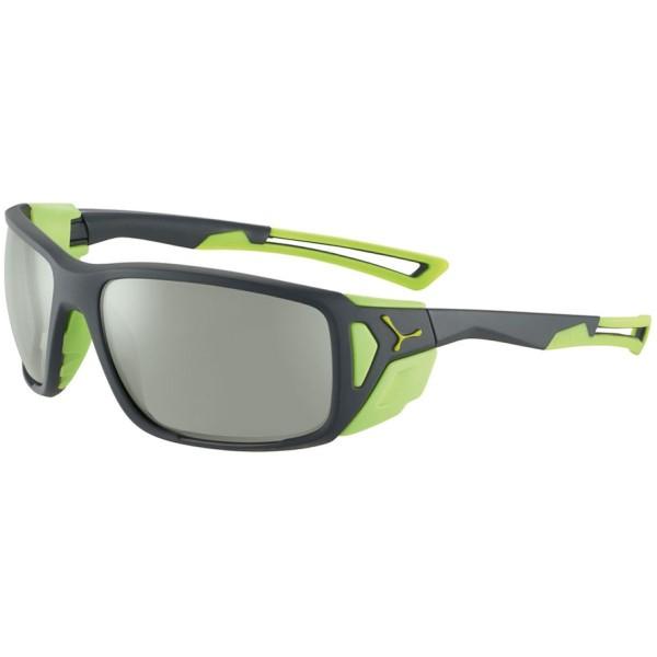 Cebe Proguide Sportbrille matt grau grün