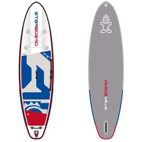 """Starboard 10'8"""" x 33"""" iGo Deluxe SC SUP Board 2020"""
