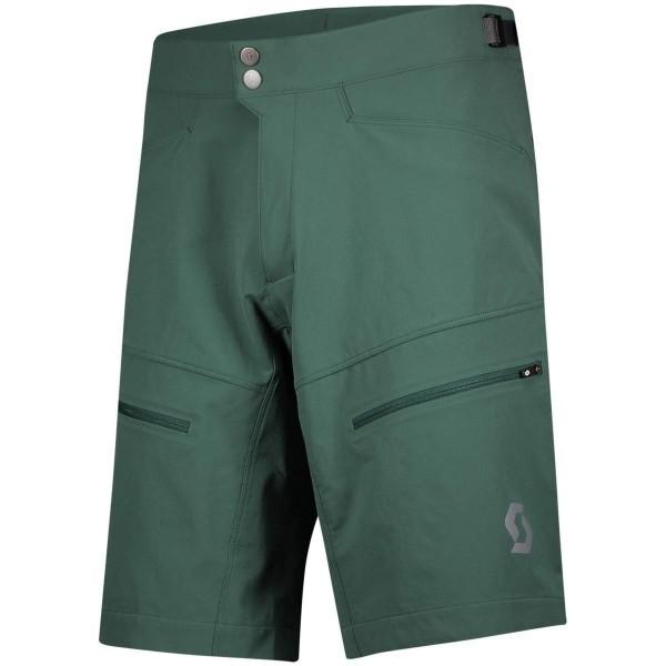 Scott Explorair Tech Shorts grün