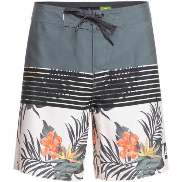 Quiksilver Everyday Division 17 Bade Boardshorts grau