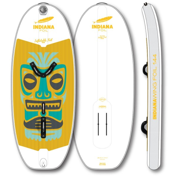 Indiana Wing Foil 144 Inflatable SUP Board 2021