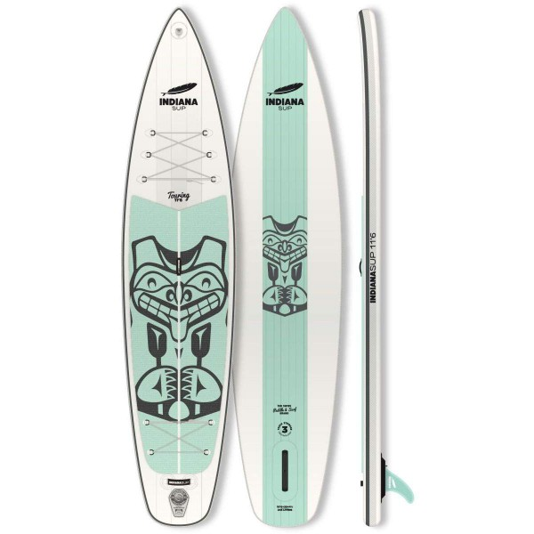 """Indiana 11'6"""" x 30"""" Touring LITE Inflatable SUP 2019"""