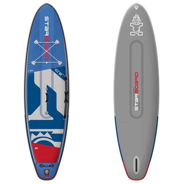 "Starboard 10'8"" x 33"" iGo Deluxe DC SUP Board 2020"