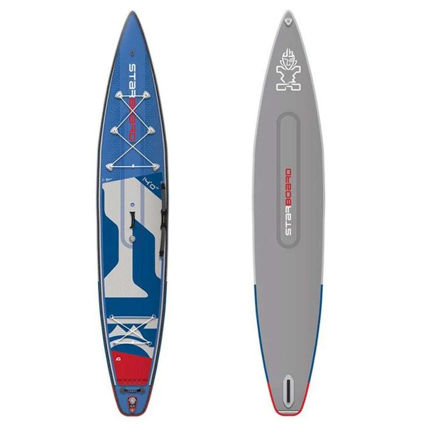 """Starboard 14'0"""" x 30"""" Touring Deluxe DC SUP Board 2020"""