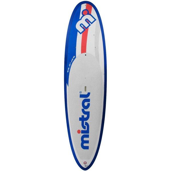 """Mistral Fiji 10'9"""" x 33"""" mit Windsurf Option SUP Board 2020"""