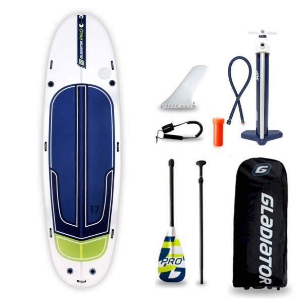 "Gladiator Pro BigSUP 17'0"" x 60"" SUP Board Set 2021"