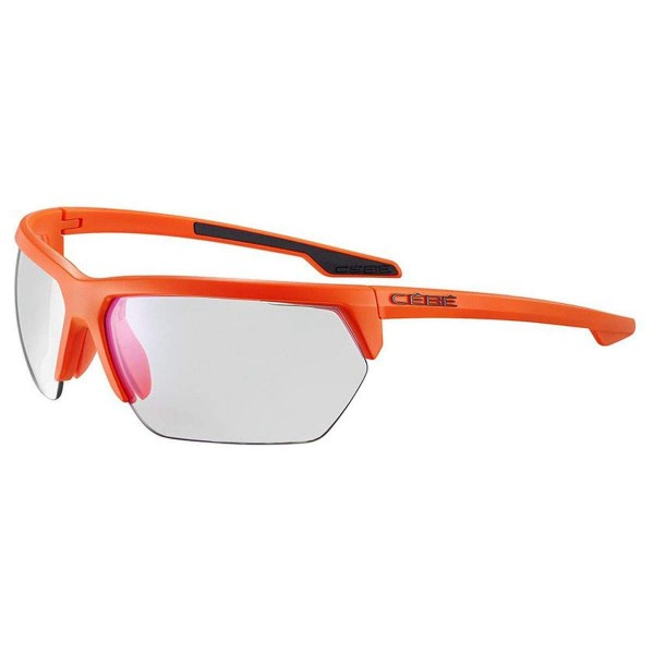 Cebe Cinetik 2.0 Sportbrille matt neon orange