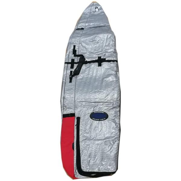 "Starboard SUP Travel Bag Race 12'6"" x 30"" Board Tasche grau"