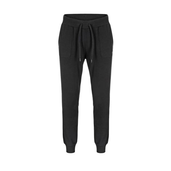 Super.Natural Essential Cuffed Pants Freizeithose schwarz