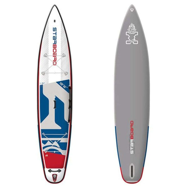 "Starboard 12'6"" x 30"" Touring Deluxe SC SUP Board 2020"