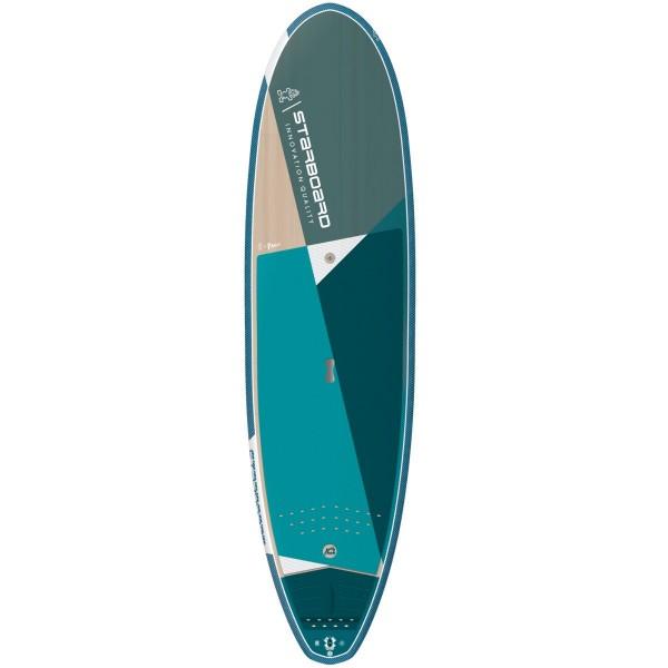 "Starboard 10'0"" x 31"" Longboard StarLite SUP Hardboard 2021"