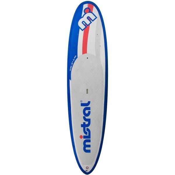 """Mistral Levu 12'0"""" x 33"""" mit Windsurf Option SUP Board 2020 blau"""