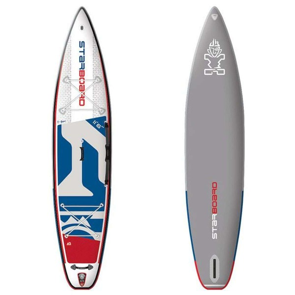 """Starboard 11'6"""" x 29"""" Touring Deluxe SC SUP Board 2020"""
