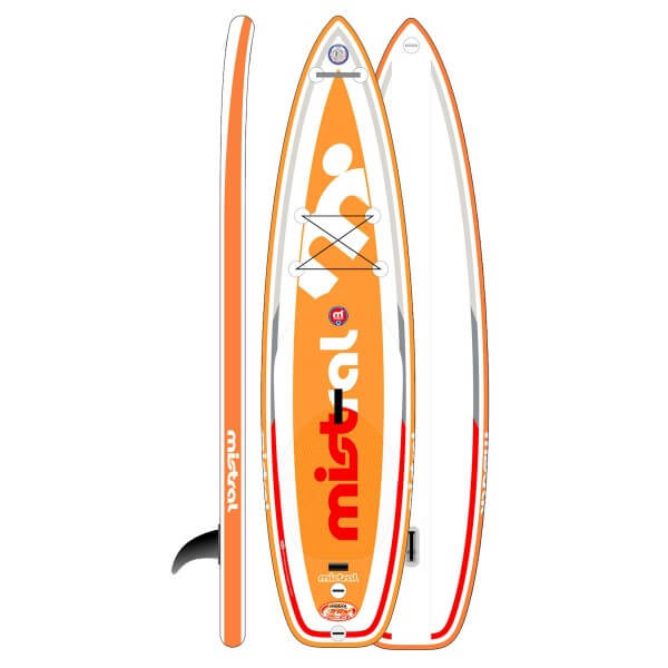 Mistral SUP Sumatra Tribe Line Allround Inflatable Board