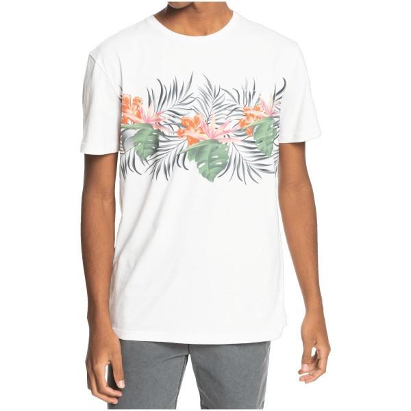 Quiksilver Paradise Express T-Shirt weiß