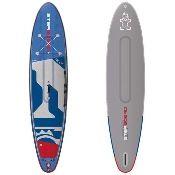 "Starboard 12'0"" x 33"" iGo Deluxe DC SUP Board 2020"