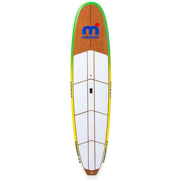 """Mistral Sunburst 11'9"""" x 31"""" Holz Design SUP Board 2020"""
