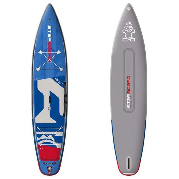 """Starboard 12'6"""" x 30"""" Touring Deluxe DC SUP Board 2020"""