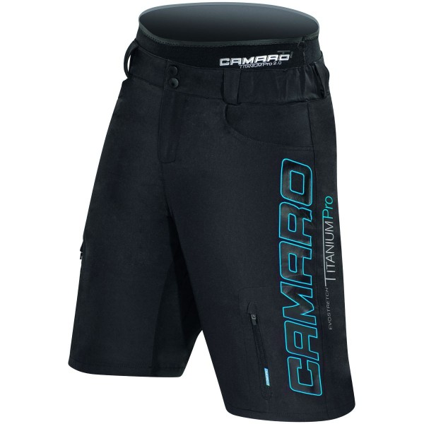 Camaro Evo Pants Boardshorts Damen Neoprenhose schwarz