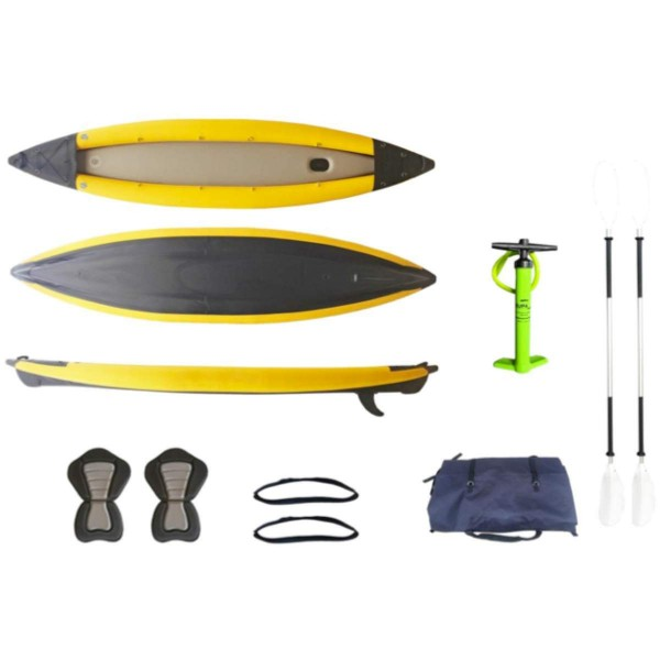 Tahe Kayak Air Beach K2 Inflatable Kajak