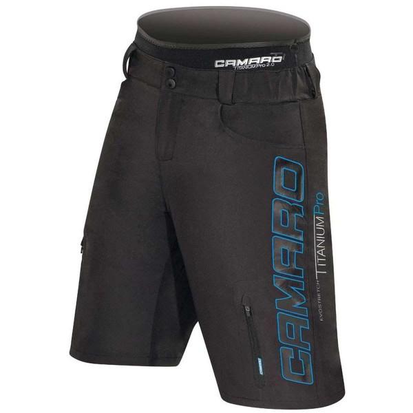 Camaro Evo Pants Boardshorts Neoprenhose schwarz