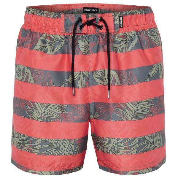 Chiemsee Efisio Swim Shorts grün pink