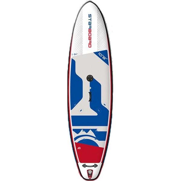 "Starboard 10'8"" x 33"" WindSup iGo Deluxe SC SUP Board 2020"