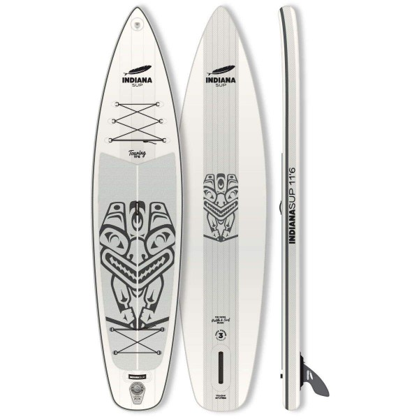 """Indiana Touring 11'6"""" x 31"""" Inflatable SUP 2019"""