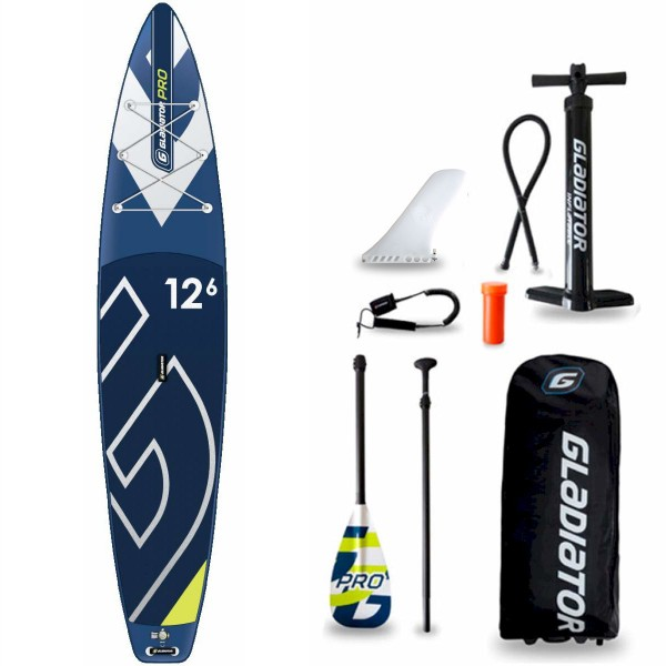 "Gladiator Pro 12'6"" S x 30"" SUP Board Set 2021"