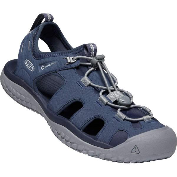 Keen Solr Sandal Sandalen blau