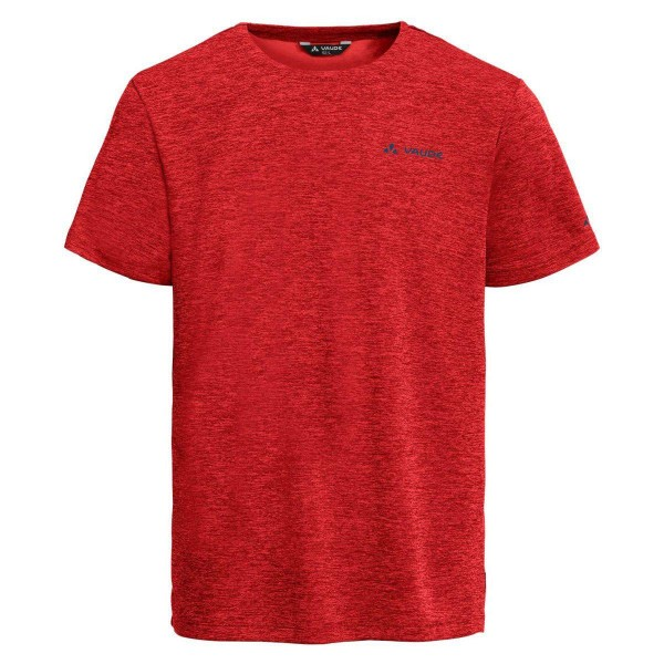 VAUDE Mens Essential T-Shirt Funktionsshirt rot