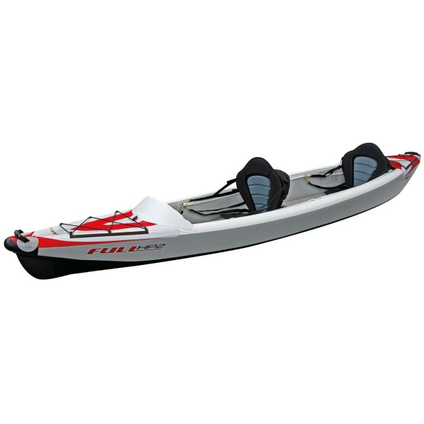 BIC YakkAir Full HP 2 Inflatable Kayak 2-Sitzer