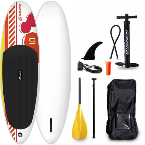 """Gladiator 9'0"""" x 30"""" Kids & Young Allround SUP Board Set 2021"""