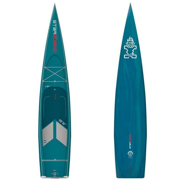 """Starboard 12'6"""" x 28"""" Waterline Carbon Top Wave SUP Board 2020"""