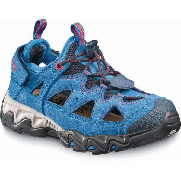 Meindl Rudy Junior Kinder Trekking Sandalen blau