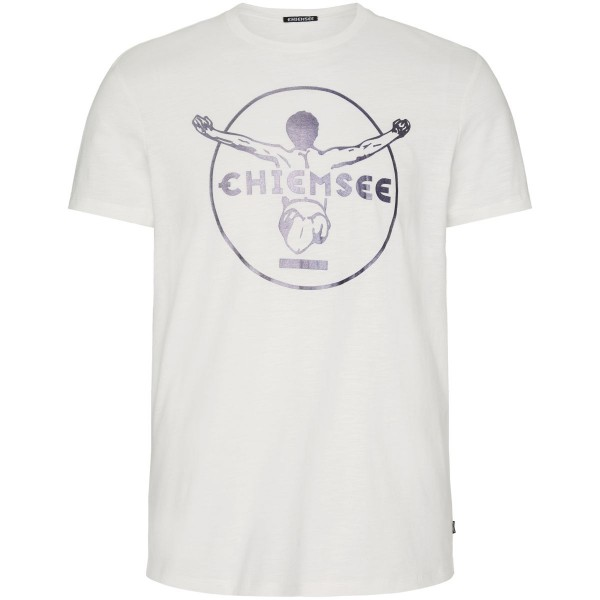 Chiemsee Oscar T-Shirt weiß