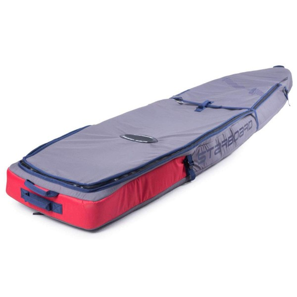 "Starboard SUP 14'0"" Narrow Travel Bag Board Tasche grau"