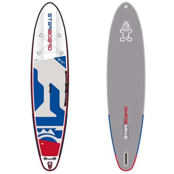 """Starboard 12'0"""" x 33"""" iGo Deluxe SC SUP Board 2020"""