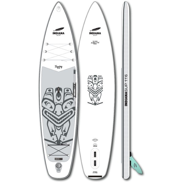 "Indiana 11'6"" x 31"" Touring Inflatable SUP Board 2021"