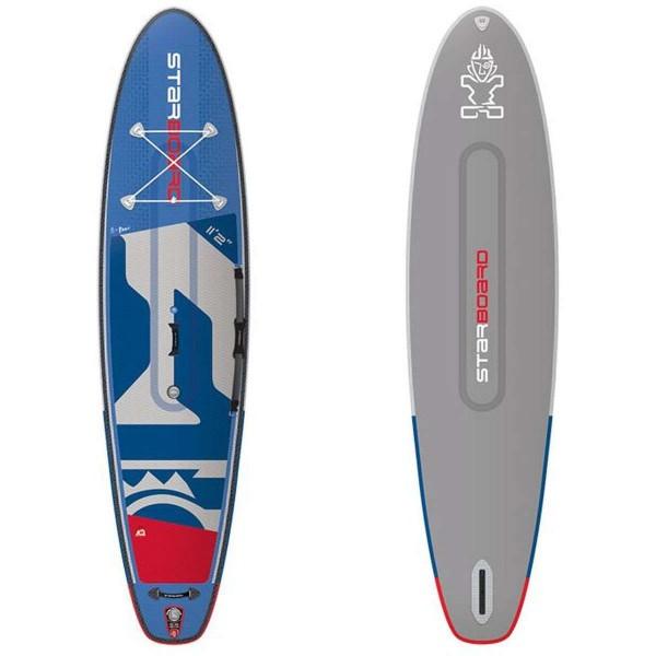 "Starboard 11'2"" x 32"" iGo Deluxe DC SUP Board 2020"