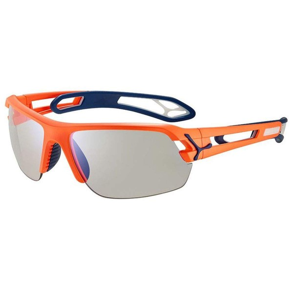 Cebe S Track M Sportbrille matt neon orange