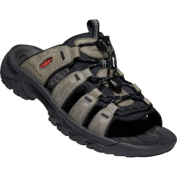 Keen Targhee III Slide Sandale schwarz