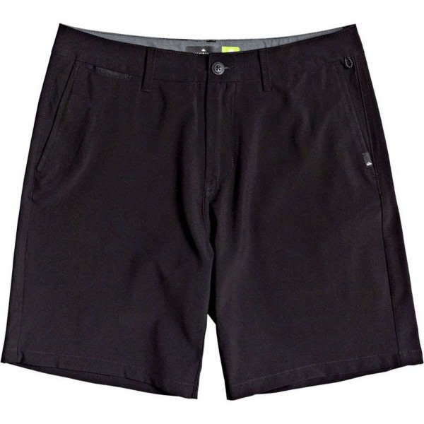 Quiksilver Union Ampibian 19 Boardshorts schwarz