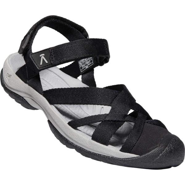 Keen Kira Ankle Strap Damen Sandalen schwarz