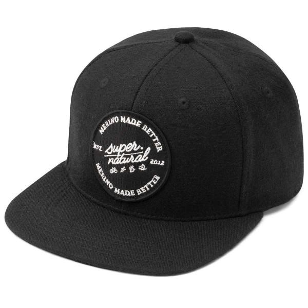 Super.Natural Signature Cap Schildmütze schwarz