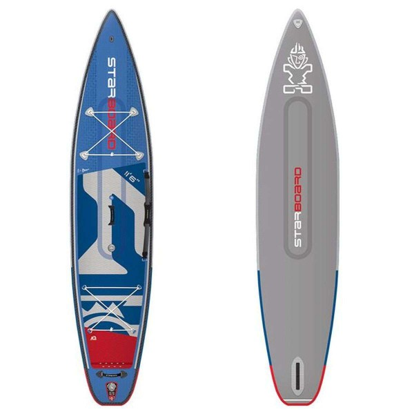 """Starboard 11'6"""" x 29"""" Touring Deluxe DC SUP Board 2020"""