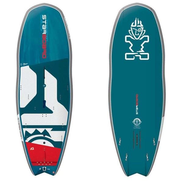 """Starboard 8'0"""" x 31,5"""" Hyper Nut Foil 4in1 SUP Board 2020"""